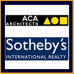 Sothebys and ACA Architects are sponsors of HSH