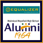 West Coast High School sponsored by its Alumni of 1964 and by Equalizer