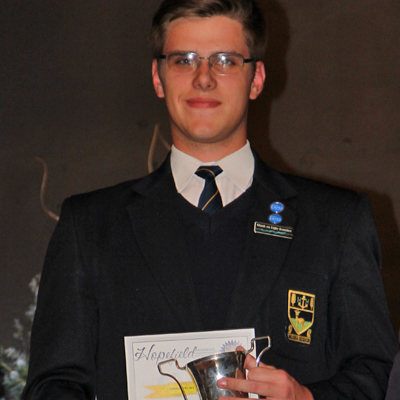 Hopefield High School students excel and are winners at ESKOM Science Expo.