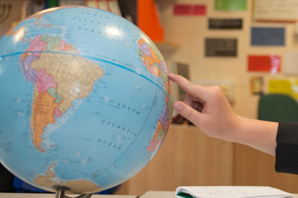 HSH academic standards are as high in Geography as in all senior subjects offered at HSH.