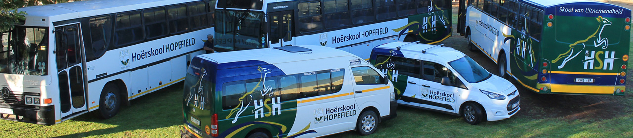 HSH High and Primary School for West Coast - accessible via our safe, smart bus service